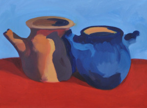 Colour-Teapots